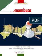 (Estudos Estados Brasileiros) Aristides  Monteiro Neto, José Raimundo de Oliveira Vergolino - Pernambuco 2000-2013-Editora Fundação Perseu Abramo (2014)