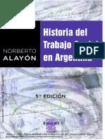 Historia del trabajo social en Argentina (5a. ed.)
