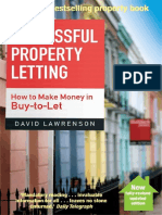 Successful Property Letting - David Lawrenson