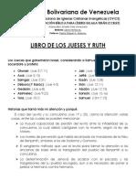 LIBRO DE JUESES Y RUTH