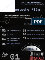 Der Deutsche Film-Culturonautas Un Viaje a Través Del Cine Alemán