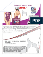 9002 body en elástica · versión 1 · versión 1