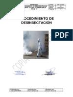OP-PR-002 Procedimiento de desinsectación V05