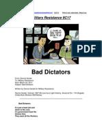Military Resistance  9C 17