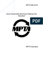 MPTA - Buchas QD