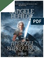 The Witcher 3 Sangele Elfilor