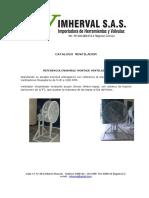 Catalogo Ventilador IMH