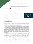 2003 - Multi Objective Evolutionary Algorithms - Pareto Rankings