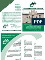 Formulario de afiliación al CSIF en la Administración Local