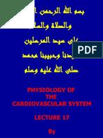 7- Lecture 17- coronary circulation