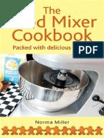 The Food Mixer Cookbook - Norma Miller