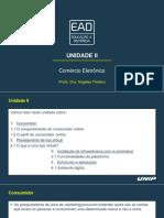 Slides Unidade II - Comércio Eletrônico