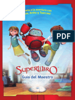Spanish Superbook Teachers Guide Mar