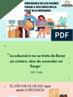 ESCUELA DE  PADRES 17 DE JULIO-