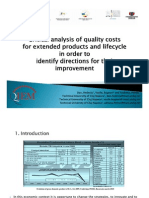ARTICOL QIEM martie 2011 - Critical analysis of quality costs