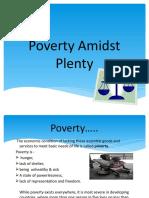 Poverty amidst plenty (2)