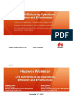 Huawei-SON-Webinar