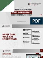 GUIA DEFINITIVO - CONTABILIDADE PARA IGREJAS