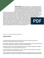 MODO DE PRODUCCIÓN DE LA COMUNIDAD PRIMITIVA