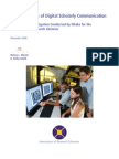 Models of Digital Scholarly Communication