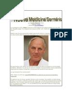 .la nueva medicina germanica