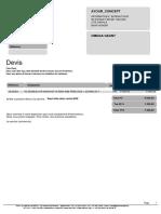 Devis N° DV170354 OMEGA