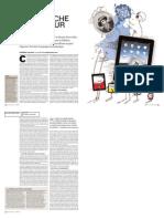 L'Ipad Plan de salut pour Gutenberg