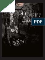 Livret Introduction Vampire Le Requiem