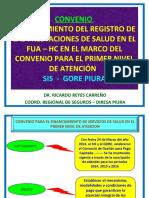 CAPACITACIONES SIS REFORZAMIENTO FUAS ENFERMERIA - CONVENIO 14062017