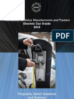 SMMT Electric Car Guide 2010