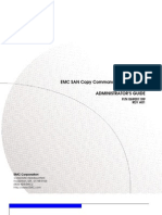 EMC SAN CLI Administrator's Guide