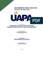 Propuesta fínal TRABAJO DE PA..SANTIA MERCADEO