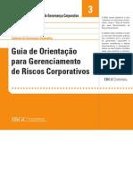 3º Guia de Orientação para Gerenciamento de Riscos Corporativos