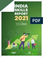 ISR Report 2021