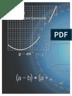 Algebra Superior Unidad II Operaciones Con Expresiones Algebraicas