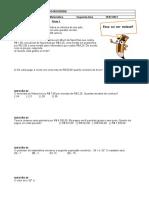 Matemática-Geometria