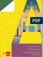 A1.2 Arbeitsbuch Maximal Art