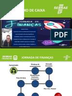Fluxo de Caixa Jornada de Finanças