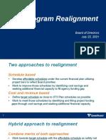 Sound Transit - Hybrid Realignment Plan Scenario Presentation - July 22, 2021