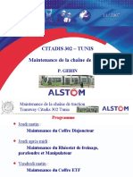 1 Formation Maintenance Tunis - Coffre DJ