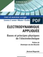 2100073141 Electrodynamique appliquée