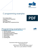 C-Examples