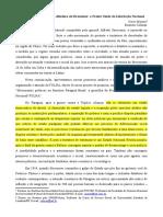 Artigo Corredor de Idéas - Assunção 2008