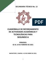 2do. TRIMESTRE CUADERNILLO-5 2A