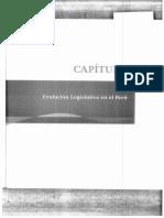 EVOLUCION LEGISLATIVA EN EL PERU