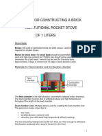 Stove Design - Brick Stove - 1102961529
