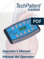 ECG Simulator Manual - Simulador de ECG