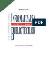 informatizarea bibliotecilor