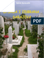 Vahid Karavelic - Opsada i Odbrana Sarajeva