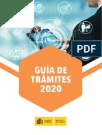 Guia Tramites 2020 Accesible